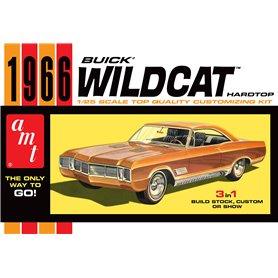AMT 1175 Buick Wildcat Hardtop 1966
