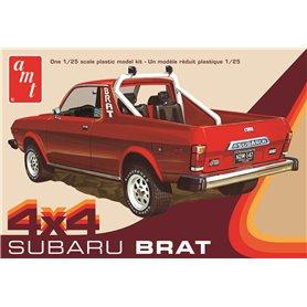 AMT 1128 Subaru Brat Pickup 1978