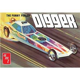 """AMT 1154 Digger Dragster """"Fooler Fueler"""""""
