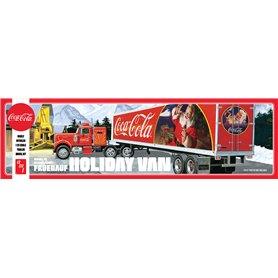 """AMT 1165 Fruehauf Holday Hauler Semitrailer """"Coca Cola"""""""