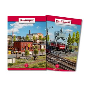 Media KAT526 Auhagen katalog No.16 2020/2021