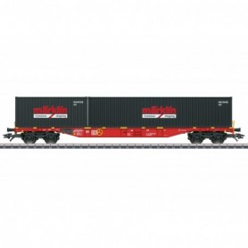 Märklin 47133 Type Sgns 691 Container Flat Car