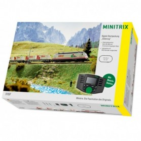 Trix 11157 Freight Train Digital Starter Set