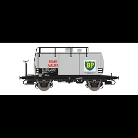 "Dekas DK-871023 Tankvagn Uh 21 RIV 74 SJ 070 0 651-4 typ SJ ""BP"", approx 1968-1980"