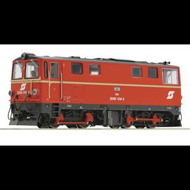 Roco 33297 Diesellok klass 2095 014-3 typ ÖBB med ljudmodul