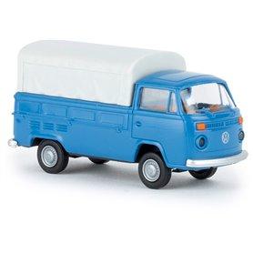 Brekina 33930 VW T2 Kapell, blå