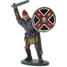 Prince August 967 Vikingar, Krigare, 40mm hög