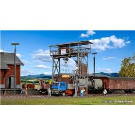 Kibri 39316 Gantry crane Horb