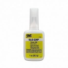 ZAP PT20 SLO-ZAP CA (Yellow Label), tjockflytande, 1 oz, 28.3 gram