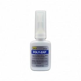 ZAP PT22 POLY ZAP CA (Blue Label), mediumflytande, 1|2 oz, 14.1 gram