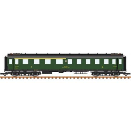 Roco 45669 Personvagn CSD 1/2 klass