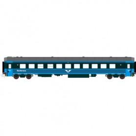 HNoll HN.KF5577AC Personvagn S1T 5577 'Konferens' vit typ SJ