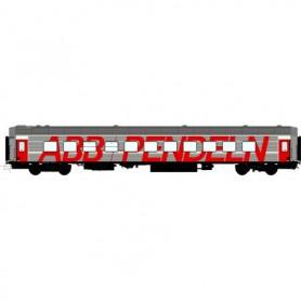 HNoll HN.ABBAC Personvagn S4MR 5482 'ABB Pendeln'