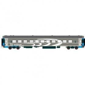 HNoll HN.SJ.SVARARAC Personvagn S1T 5578 'SJ Svarar' typ SJ