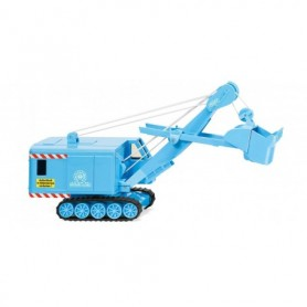 Wiking 89706 Menck excavator - light blue