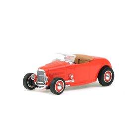 Ricko 38797 Ford Deuce, röd, PC-Box