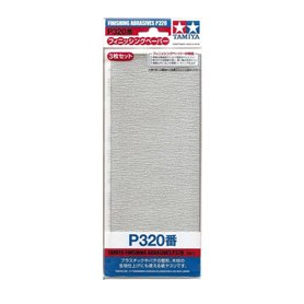 Tamiya 87094 Finishing Abrasives P320