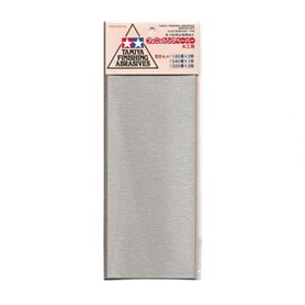 Tamiya 87009 Finishing Abrasives Medium Set