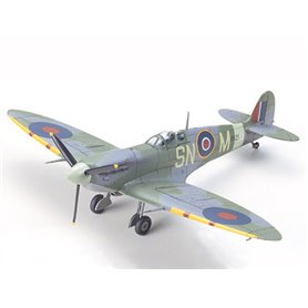 Tamiya 60756 Flygplan Supermarine Spitfire Mk.Vb/Mk.Vb Trop