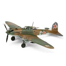 Tamiya 60781 Flygplan Ilyushin IL-2 Shturmovik