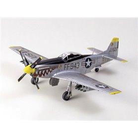 Tamiya 60754 Flygplan North American F-51D Mustang™ (Korean War)