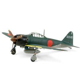 Tamiya 60779 Flygplan Mitsubishi A6M5 Zero Fighter (Zeke)