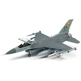 Tamiya 60788 Flygplan Lockheed Martin® F-16®CJ [BLOCK50] Fighting Falcon® w/Full Equipment