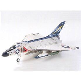 Tamiya 60741 Flygplan Douglas F4D-1 Skyray™