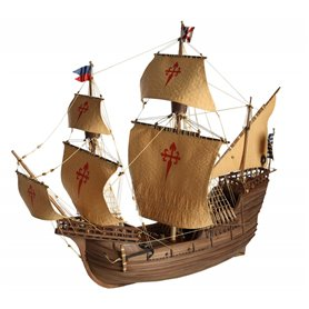 Disarmodel 20140 Nao Victoria, Magellan's navy