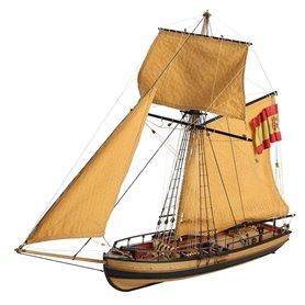 Disarmodel 20130 Atrevida, Gunboat Boat