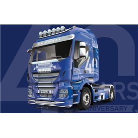 Italeri 3919 Dragbil Iveco Hi-Way 40th Anniversary