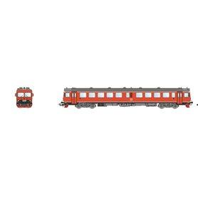 NMJ 93001DC Dieselmotorvagn SJ Y1 1309, Oransje, DC