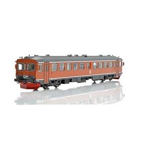NMJ 93002DCC Dieselmotorvagn SJ Y1 1275, Oransje, DCC