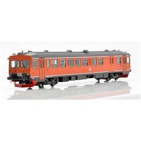 NMJ 93004DCC Dieselmotorvagn SJ YF1 1331, Oransje, DCC