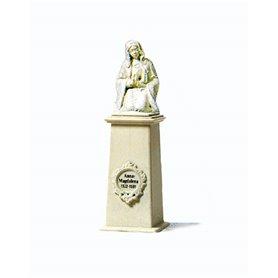 """Preiser 29035 Staty """"Kneeling statue"""""""