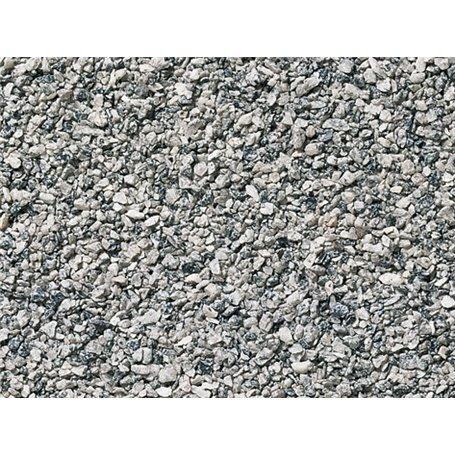 Noch 09174 Ballast, grå, 250 gram, påse