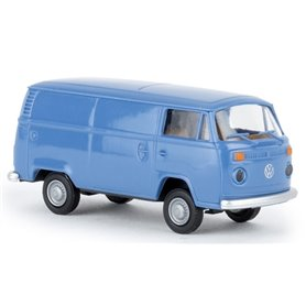 Brekina 33542 Volkswagen T2 Skåp, blå