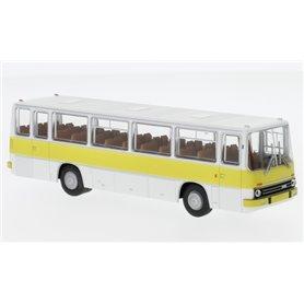 Brekina 59603 Buss Ikarus 255, vit/gul