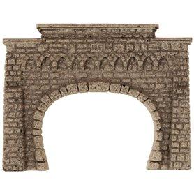 Noch 44820 Tunnelportal, 2-spårs, 8,5 x 6,5 cm