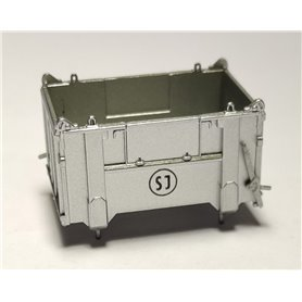 "Brekina SJCONT Container ""SJ"""