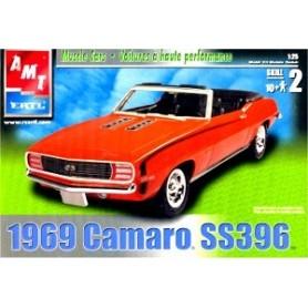 AMT 31804 Chevrolet Camaro SS 396 1969