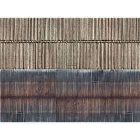 "Noch 56964 Murplatta 3D ""Timber Wall"""