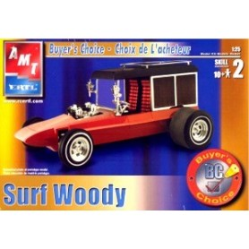 AMT 31921 Surf Woody