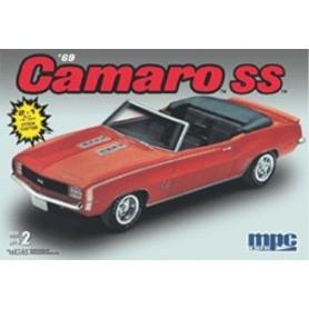 AMT 38432 Chevrolet Camaro SS 1969