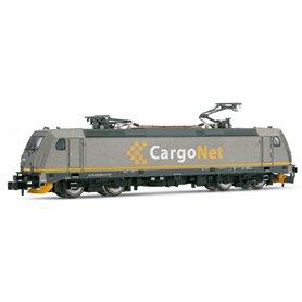 "Arnold HN2119 Ellok klass 119 008-0 ""CargonNet"""