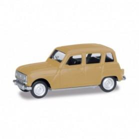 Herpa 020190-007 Renault R4, ivory