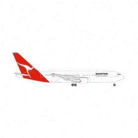Herpa Wings 534383 Flygplan Qantas - Centenary Series Boeing 767-200