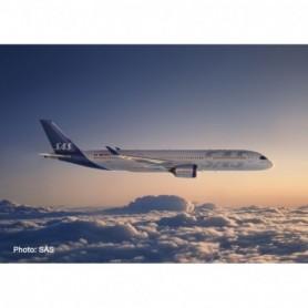 Herpa Wings 534406 Flyplan SAS Scandinavian Airlines, Airbus A350-900
