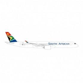 Herpa Wings 534390 Flygplan South African Airways Airbus A350-900