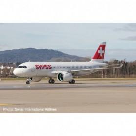 Herpa Wings 534413 Flygplan Swiss International Air Lines Airbus A320neo